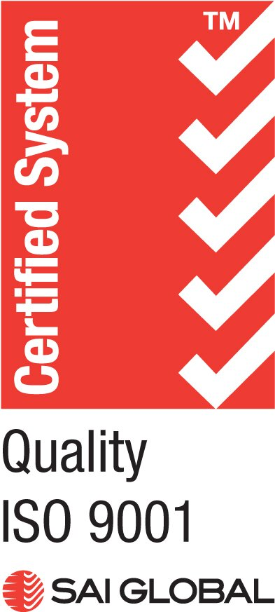 Quality ISO 9001 Certified System